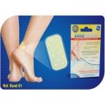 Hidrocolóide Adesivo Para Proteção do Tendão e Atrito no Calçado