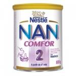 Leite Nan Comfor 2 (6 meses de idade) 800g